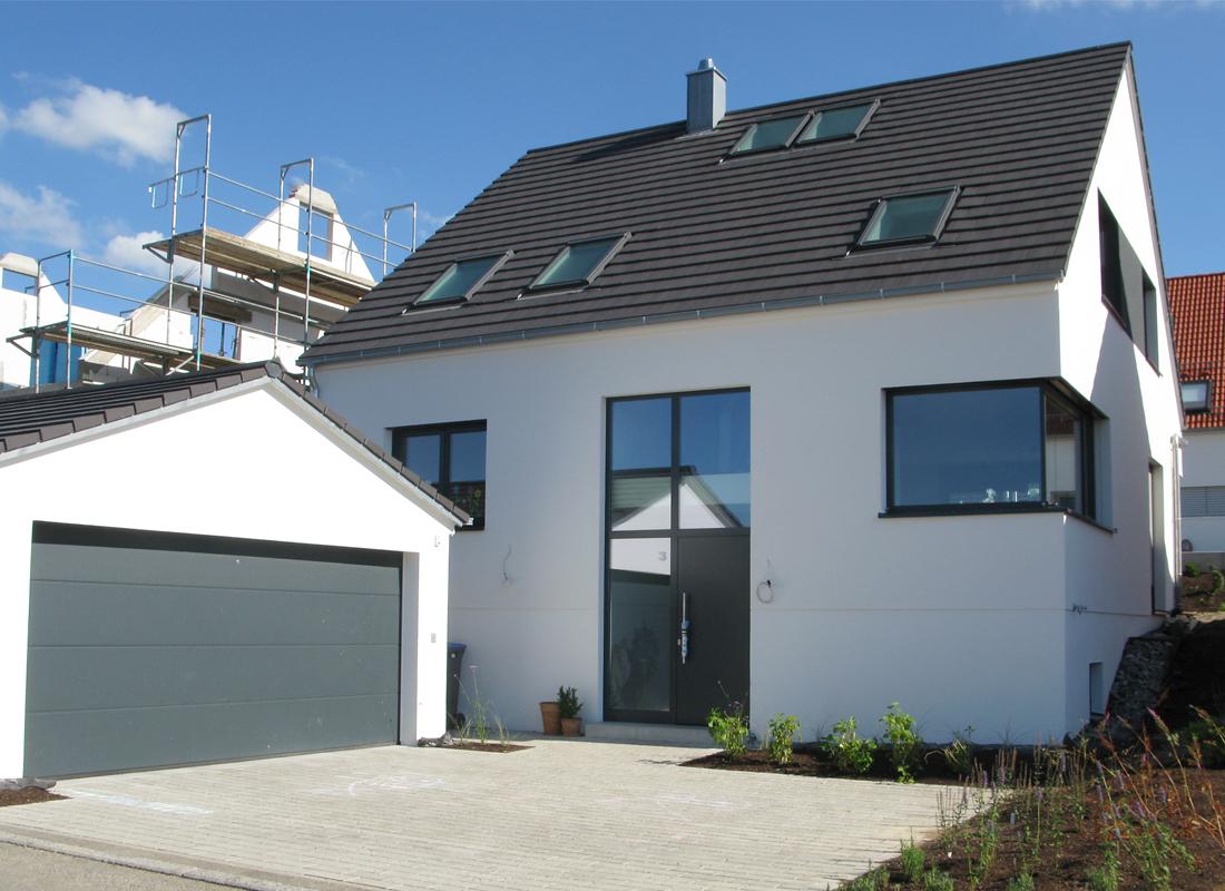 L3 Neubau Einfamilienhaus Architekturburo Lang