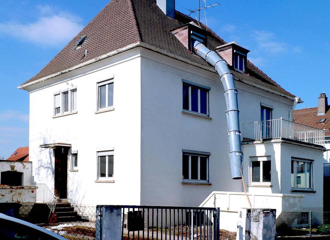JH10 | Sanierung eines Einfamilienhaus