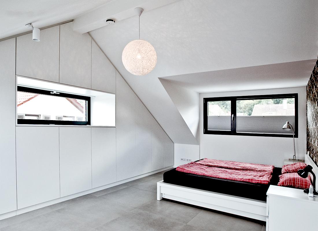 K49 | Neubau einer Doppelhaushälfte