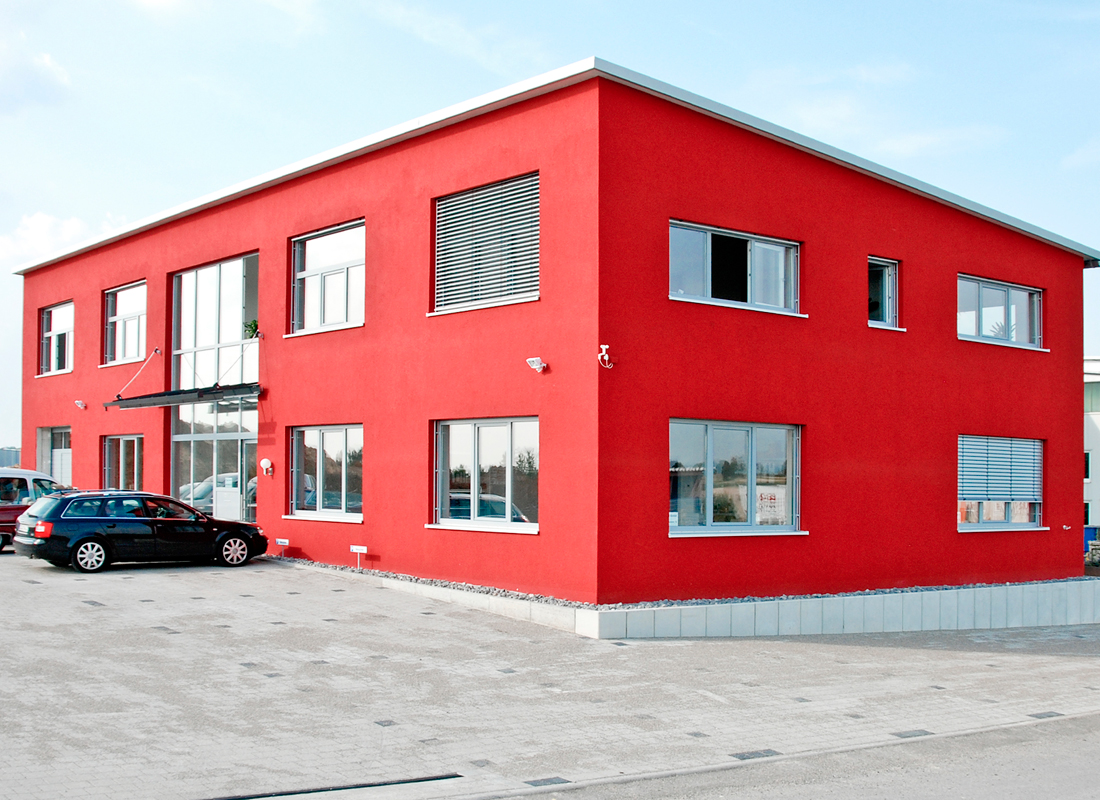 IG10 | Neubau Büro- u. Werkstattgebäude