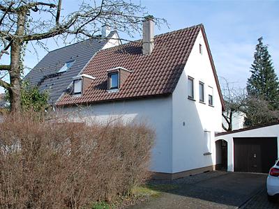 E9 | Neubau Doppelhaushälfte