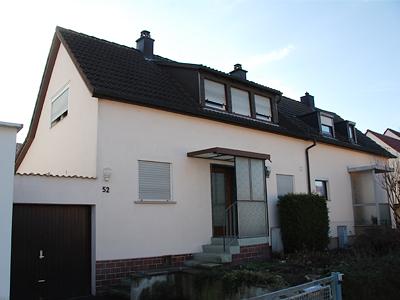 FG52 | Neubau Doppelhaushälfte