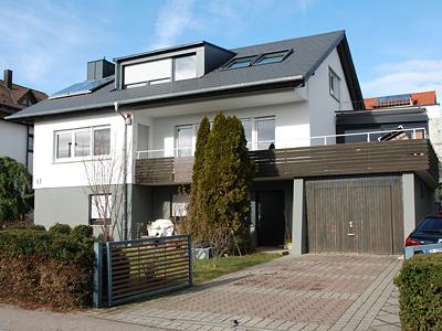 W57 | Sanierung eines Einfamilienhauses